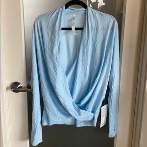 NWT Lululemon Radiant Long Sleeve shirt